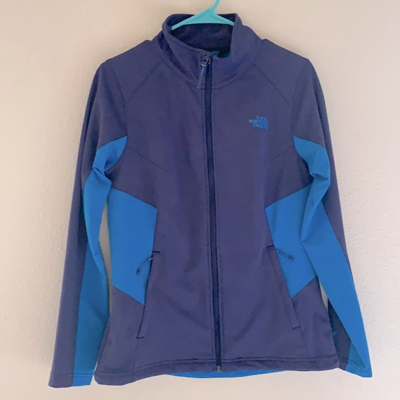 The North Face WM sz M windstopper jacket